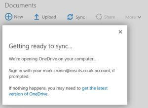 Office365-Sync Library