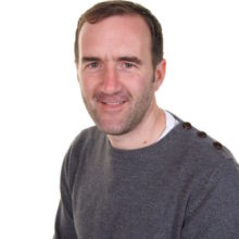 Stuart Greig - Systems Manager